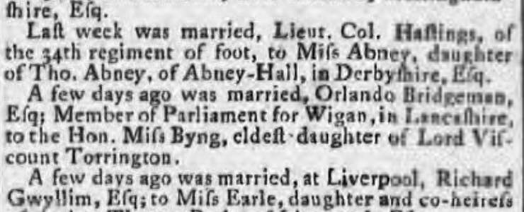 Orlando Bridgerton marriage in the newspapers