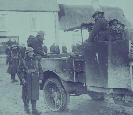 Ancestors in Irish War of Independence
