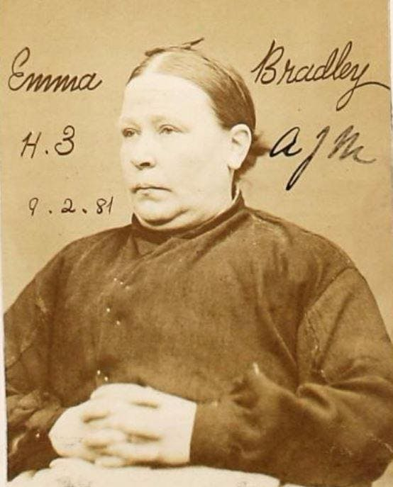 A mugshot from our unique England & Wales, Crime, Prisons & Punishment records