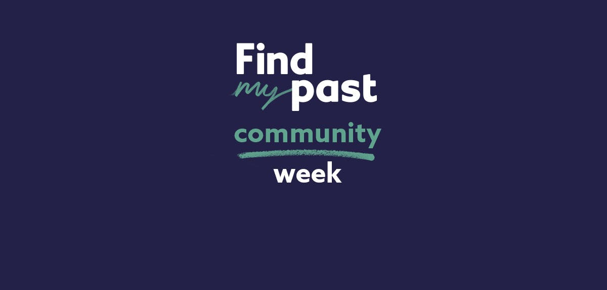 Findmypast community award