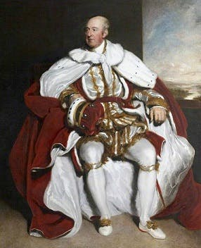 John Rolle, 1st Baron Rolle - history in The Bahamas