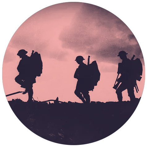 World War 1 ancestors