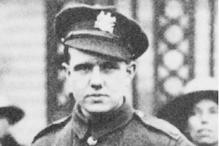 first world war runner