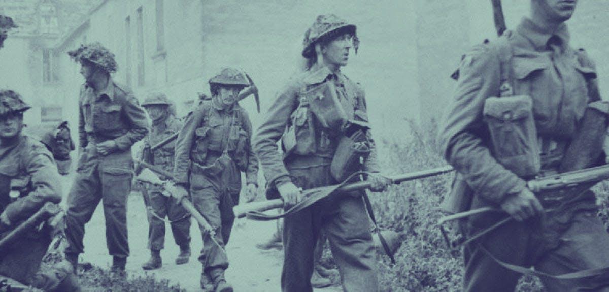 family in world war 2