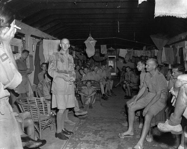 Prisoners of War, WW2