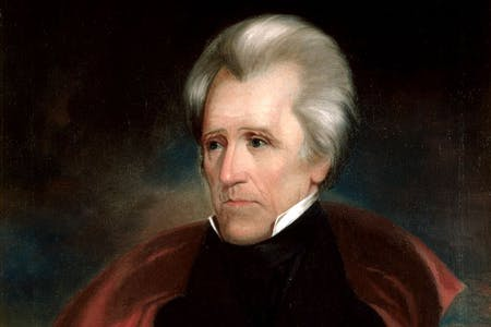 Andrew Jackson's ancestry