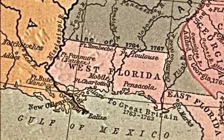 British East Florida
