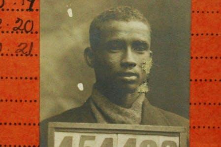 Black merchant marines