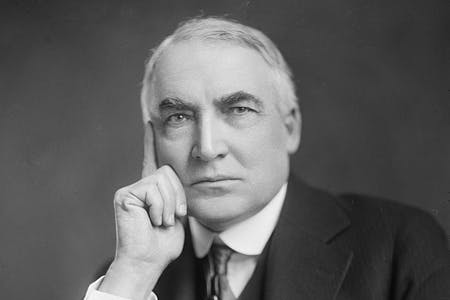 Warren G. Harding's ancestry