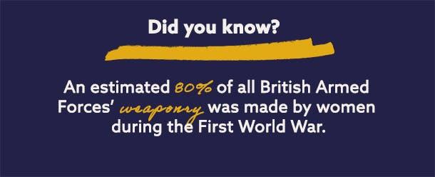 British Women in WW1