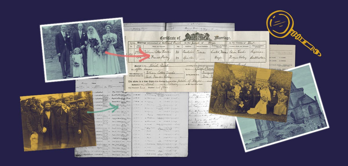 How to search Findmypast records