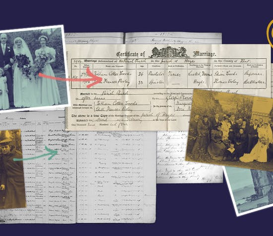Search genealogy records on Findmypast
