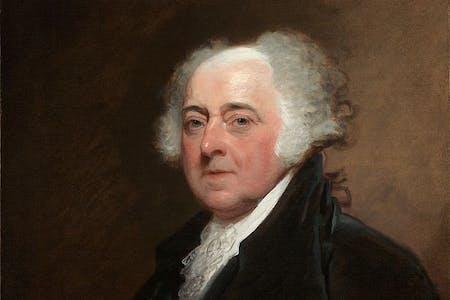 John Adams' ancestry