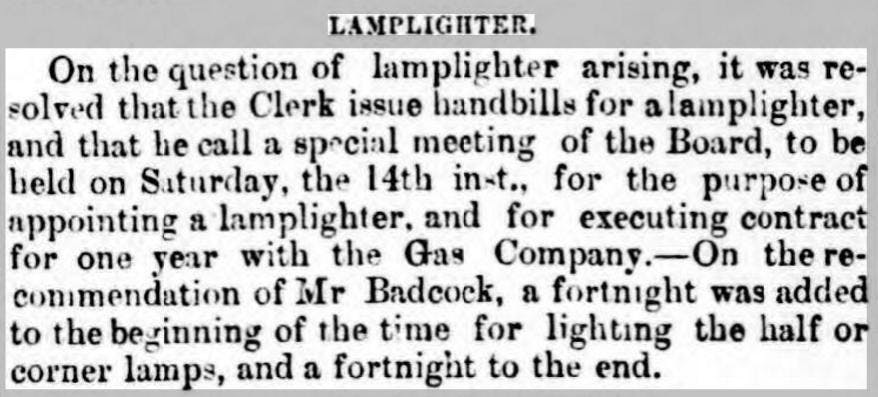 From August 11, 1869 - Teesdale Mercury - Barnard Castle, Durham, England