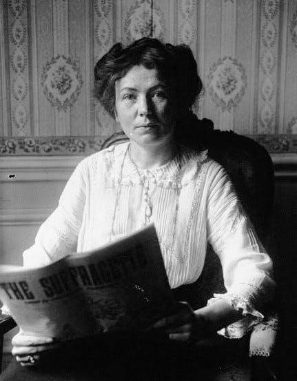 christabel pankhurst photo