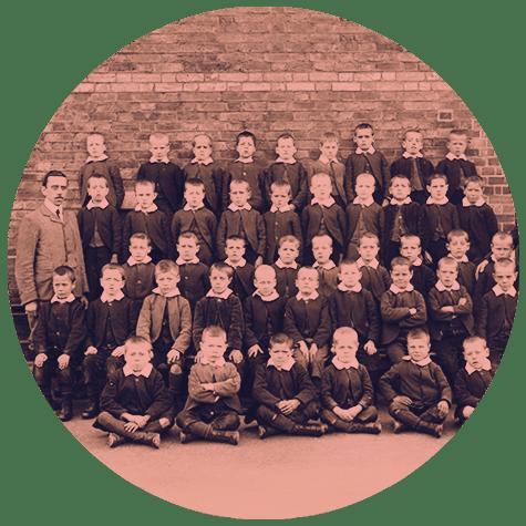Irish school registers online