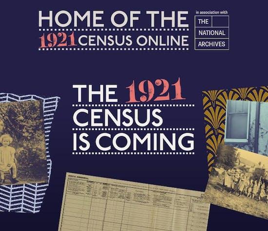 1921 UK Census on Findmypast