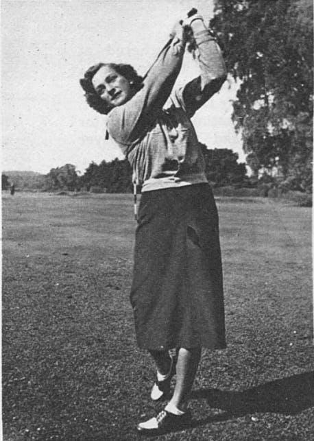 Mildred Babe Zaharias