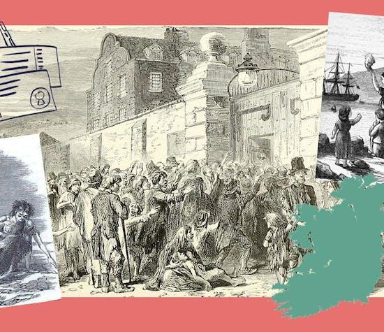 Irish Famine ancestors