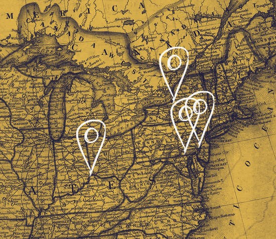 American genealogy records