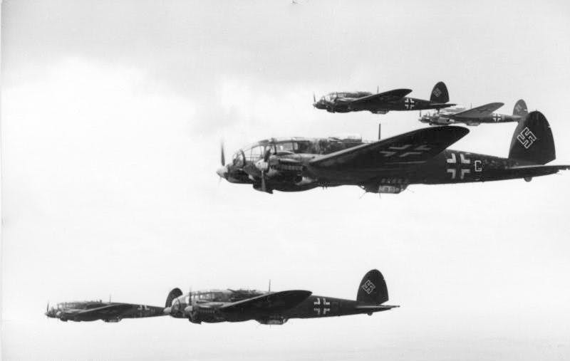 Battle of Britain planes