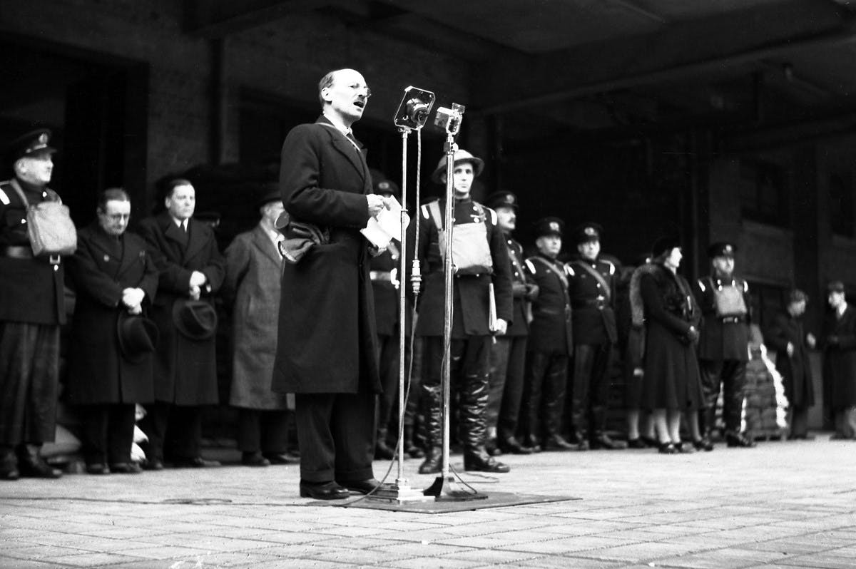 Clement Atlee Prime Minister