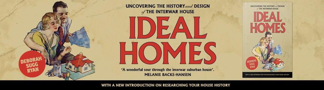Ideal Homes book by Deborah Sugg Ryan