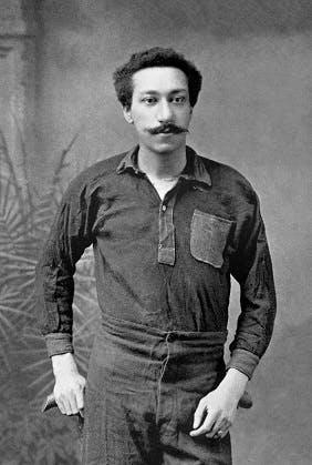 Arthur Wharton, first Black professional footballer in Britain