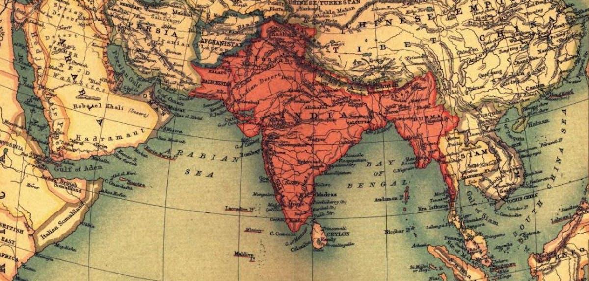 British India history
