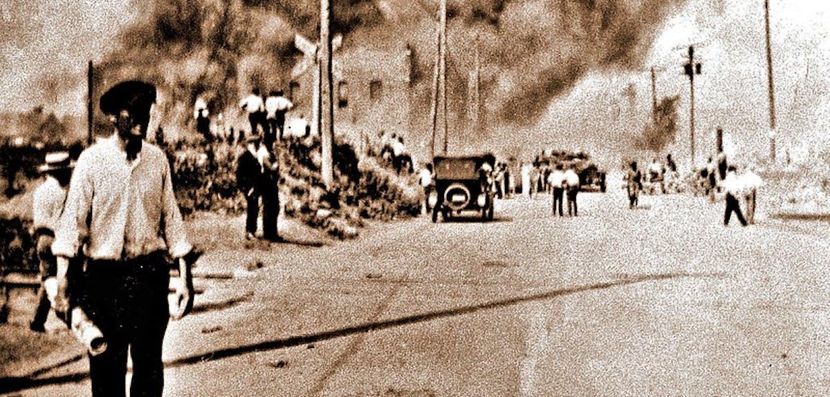 Tulsa massacre - newspaper reports