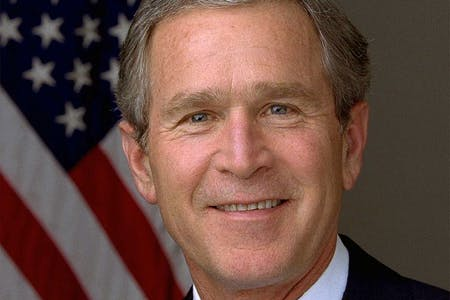 George W. Bush's ancestry