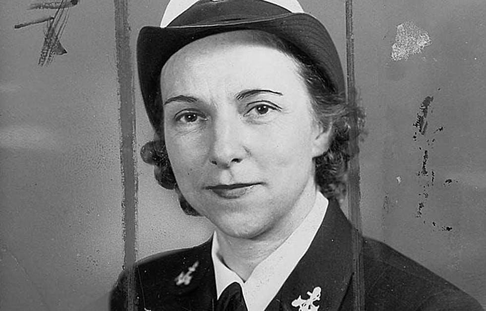 American women in World War 2