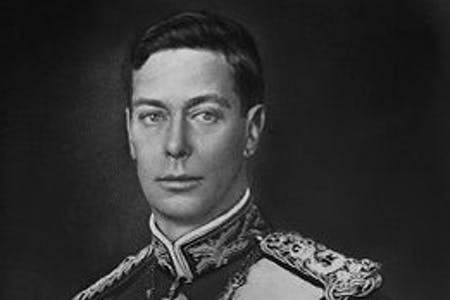 King George VI family tree