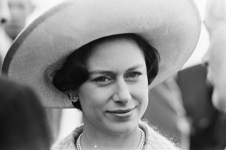 Princess Margaret family tree