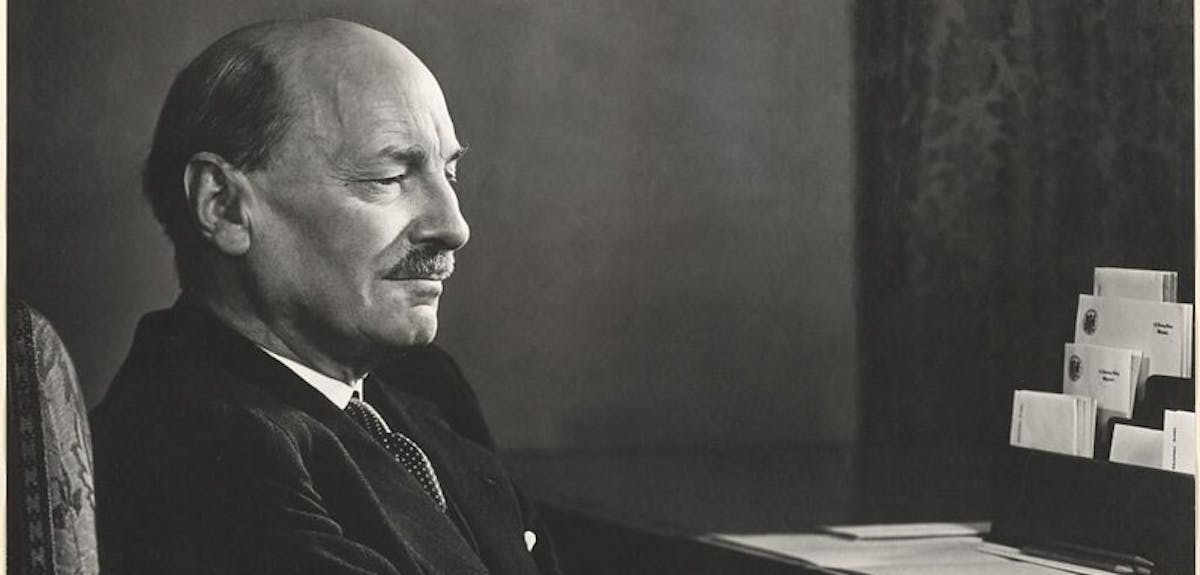 Clement Atlee Labour Party