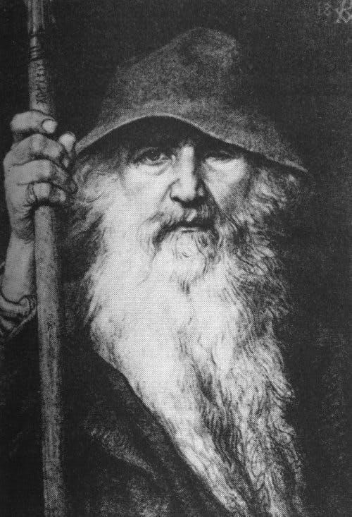 Odin - the origins of Santa Claus