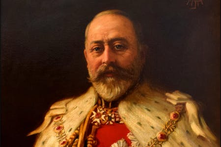 King Edward VII family tree