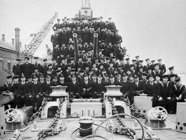 Canadian Navy, World War 2