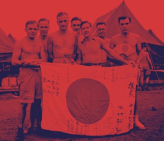 VJ Day Prisoners of War