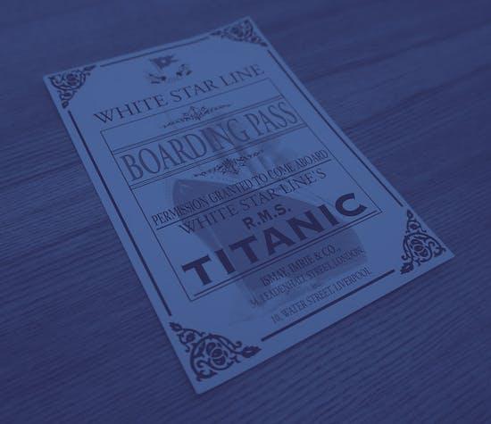 Titanic passenger list