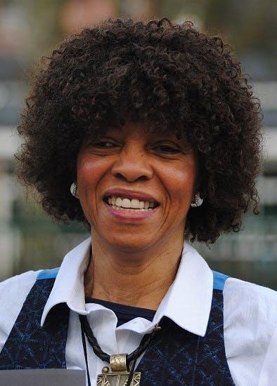 Dr Margaret Busby, OBE