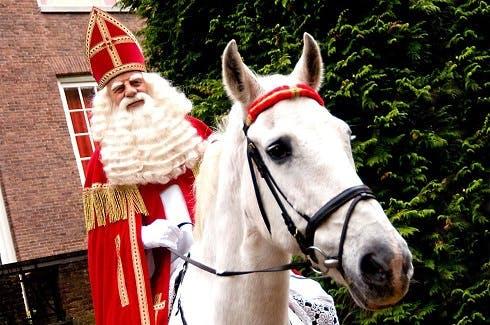 Sinterklaas - the origins of Santa