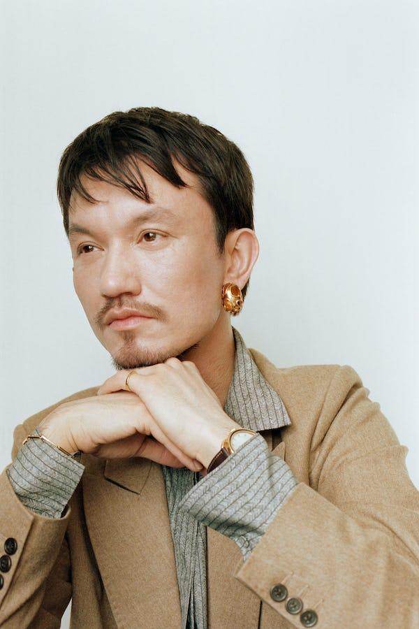 Jewellery Stories: Mark Kenly Domino Tan