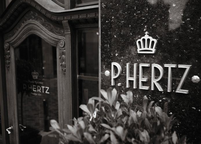 P. Hertz