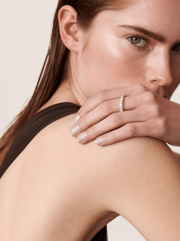 Care for your jewellery: diamonds and natural gemstones