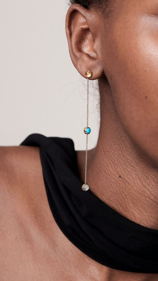 Iconic jewellery stories: Mociun's Birthstone Collection