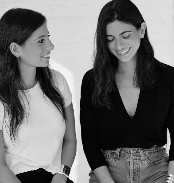 Interview with Morgan & Jaclyn Solomon from AGMES