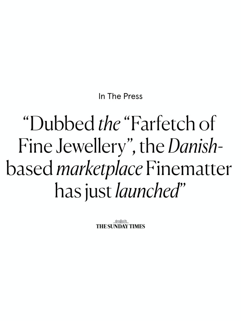Finematter in The Sunday Times