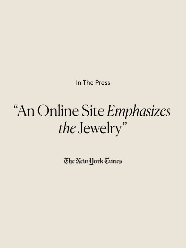 Finematter in New York Times