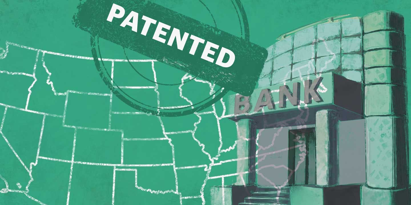 Bank of America Reveals Move to Patent Cash Handling Device